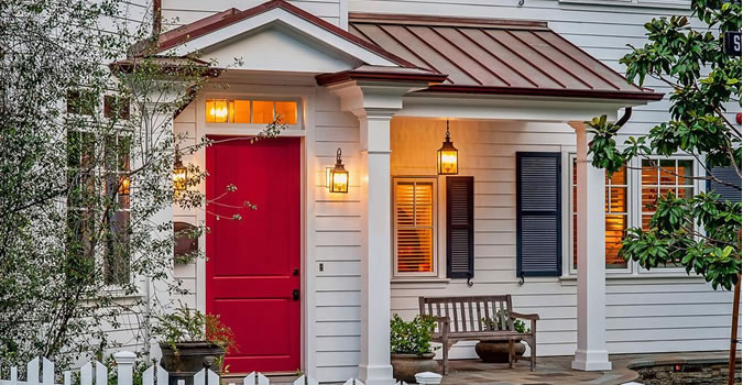 Exterior High Quality Painting Sacramento Door painting in Sacramento