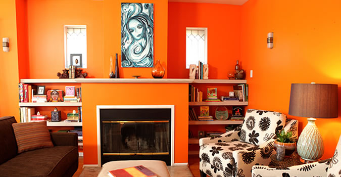 Interior Painting Services in Sacramento
